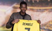 Chia tay Neymar, Barca hỏi mua Dembele với giá 100 triệu euro
