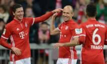 Bayern Munich sáng cửa vô địch lượt đi Bundesliga