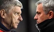 SỐC: Wenger bất ngờ bênh vực Mourinho sau vụ 'loạn đả Old Trafford'