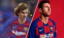 Phí giải phóng hợp đồng của Griezmann cao hơn Messi, thứ nhì thế giới
