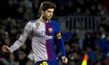 Tin chuyển nhượng ngày 11/12: Real muốn biến Sergi Roberto thành 'Figo mới'