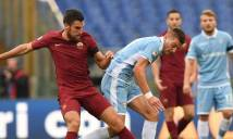 Roma 'thiệt đơn thiệt kép' sau trận thua derby thành Rome