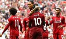Xin lỗi Liverpool, nhưng bây giờ mới 'bắt đầu mùa giải'!