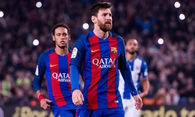 Giông tố đang chờ đợi Barca sau cuộc chiến với Atletico