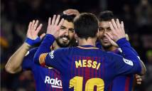 Messi & Suarez tỏa sáng, Barcelona ngược dòng ngoạn mục tại Anoeta