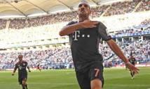 Ribery: Gã mặt sẹo và giá trị đích thực