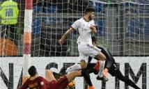 Kết quả Roma - Milan: Đòn trừng phạt của Milan
