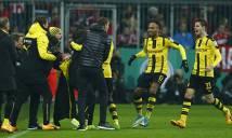 HLV Tuchel phấn khích tột độ với chiến thắng của Dortmund