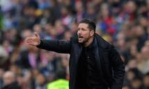 Simeone sẽ rời Atletico tới Inter?
