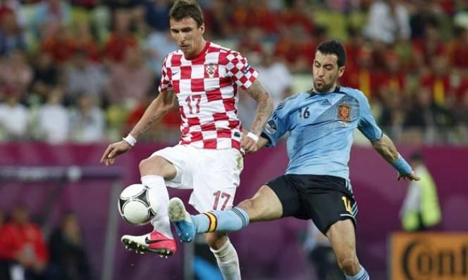 Croatia vs Tây Ban Nha, 02h00 ngày 22/06: Lợi thế cho nhà vua