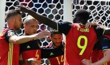 Thi đấu hơn người, Bỉ dễ dàng hạ gục Estonia