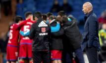Real thi đấu thảm họa, báo TBN đồn Zidane mất ghế