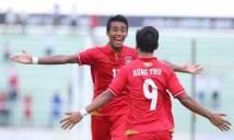 SEA Games 29: U22 Myanmar 2-0 U22 Singapore: Myanmar đá rất hay, U22 Việt Nam phải cảnh giác