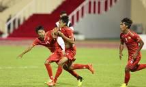 U19 Myanmar tham dự U19 quốc tế
