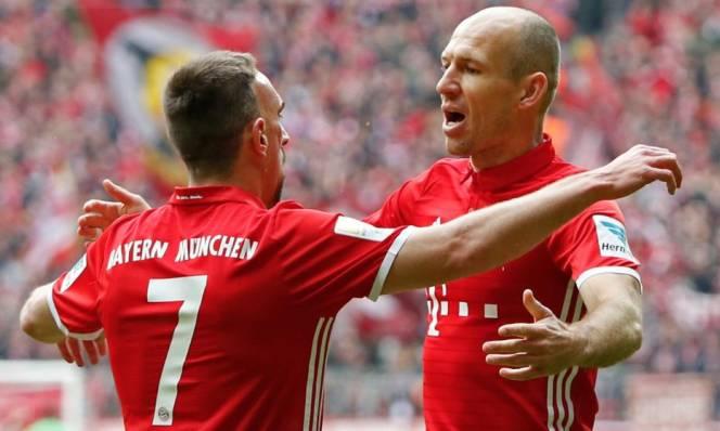Sếp lớn lên tiếng, Bayern chốt vụ Robbery