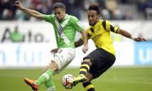 Wolfsburg vs Dortmund, 01h00 ngày 21/9: Đột kích hang sói