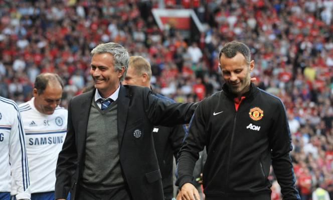 Lộ lý do Mourinho không giữ Ryan Giggs