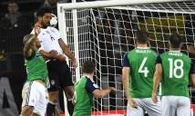 Thi đấu trên cơ, Đức dễ dàng đánh bại Bắc Ireland