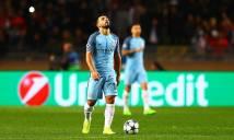 Thi đấu bạc nhược, Man City gục ngã tại nước Pháp