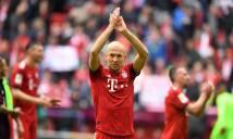Ám ảnh về chấn thương, Robben tính đến ngày giải nghệ