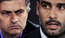 Trước derby Manchester, Mourinho lại dùng đòn tâm lý chiến