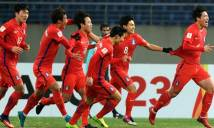 TRỰC TIẾP U23 Hàn Quốc vs U23 Malaysia, 15h00 ngày 20/1 (Tứ kết U23 châu Á 2018)