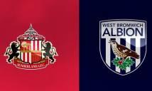 "Sunderland vs West Brom, 21h00 ngày 01/10: David Moyes ""bất lực"""