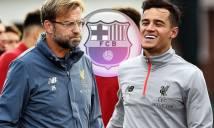NÓNG: Liverpool đồng ý bán Coutinho, giá 90 triệu bảng