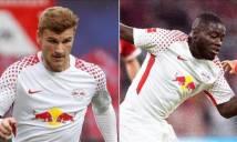 Barca nhắm bộ đôi Leipzig thay Pique và Suarez