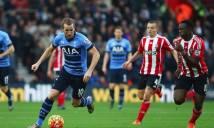 Nhận định Tottenham vs Southampton 19h30, 26/12 (Vòng 20 - Ngoại hạng Anh)
