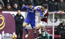 Burnley 1-1 Chelsea: Ngày đáng quên của hàng công The Blues