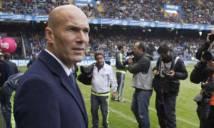 Zidane và hành trình dài 50 trận cùng Real trước cuộc tái đấu Deportivo