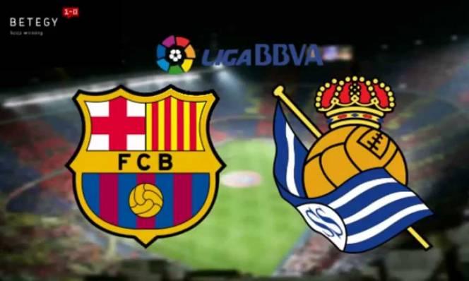 Barcelona vs Real Sociedad, 01h45 ngày 16/04: Đánh thức gã khổng lồ