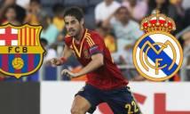 Isco sẽ không thể đến Barca?
