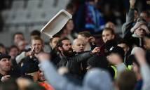Chelsea và West Ham sắp bị phạt vì CĐV loạn đả trên khán đài