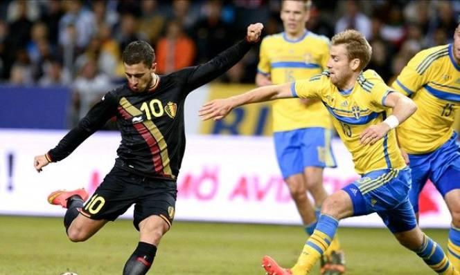 Thụy Điển vs Bỉ, 02h00 ngày 23/06: Quỷ đỏ khoe nanh
