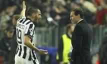 Điểm tin chiều 24/02: Allegri dọa rời Juventus