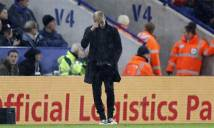 Huyền thoại MU chỉ trích Pep sau trận thua Leicester