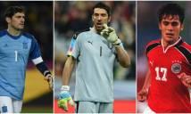 Top 10 cầu thủ khoác áo ĐTQG nhiều nhất: Buffon chỉ đứng thứ 5
