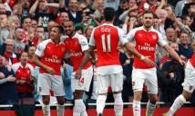 Arsenal khả năng mất hơn nửa đội hình cuối mùa giải này