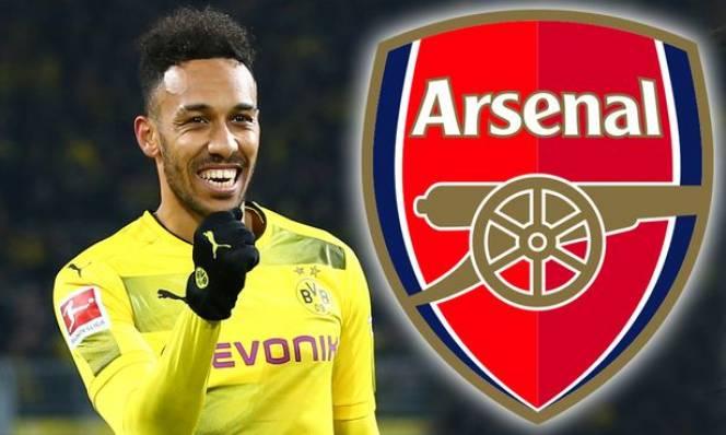 NÓNG: Aubameyang xong hợp đồng, Arsenal sắp công bố 'bom tấn' mùa đông
