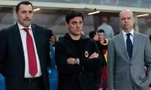Montella gặp BLĐ Milan để tìm kiếm HLV mới