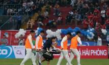 Thống kê đáng sợ của sân 'ruộng' Lạch Tray khiến Tuấn Anh chấn thương nặng
