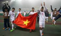 U23 Việt Nam đón tin cực vui trước trận bán kết với U23 Qatar