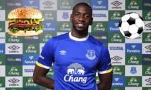 Sao Everton từng được trả lương bằng bánh... hamburger