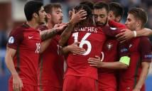 U21 Macedonia vs U21 Bồ Đào Nha, 01h45 ngày 24/6: Thắng đậm để hy vọng