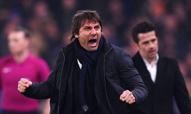 Thầy trò Conte nổ tung trời sau chiến thắng trước Hull