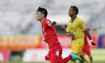 Công Vinh lập siêu phẩm, B.Bình Dương lên nhì bảng V-League