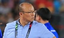 HLV Park Hang Seo nhận xét tiền đạo Việt Nam chưa sắc