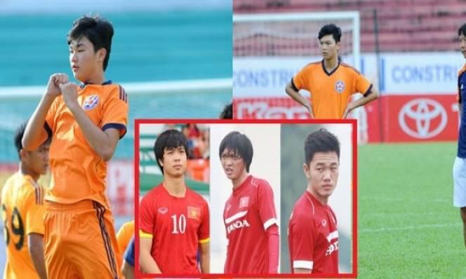 Con trai của huyền thoại bóng đá Việt gây sốt ở tuổi 18
